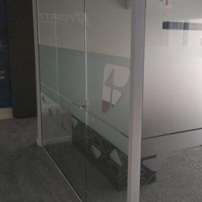 Adesivo Jateado | Decoração de ambientes comerciais